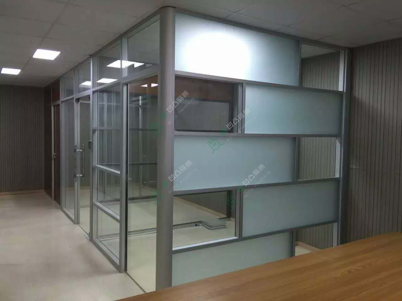 有一种玻璃隔断叫「私人定制」_安徽玻璃隔断_池州办公室隔断