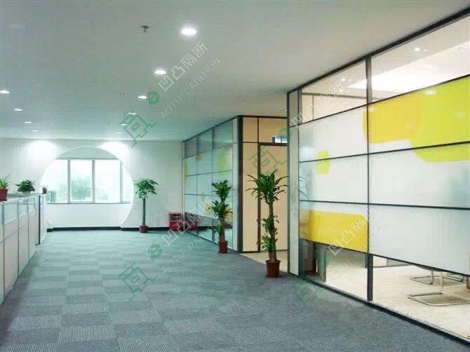 直销[AT830玻璃隔断]_铜陵玻璃隔断厂家_安徽凹凸隔断装饰工程有限公司